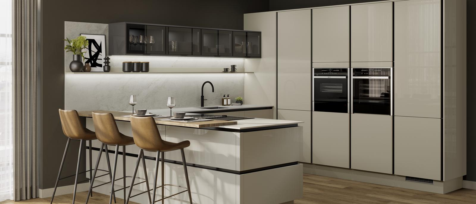 Fitted Kitchen, Bedford